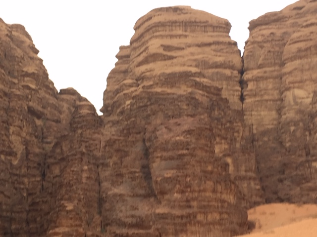Blau - South - Wadi Rum Desert Tour g