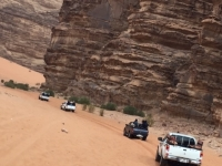 Blau - South - Wadi Rum Desert Tour d