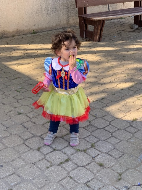 Gross - South - Purim on the Gaza Border