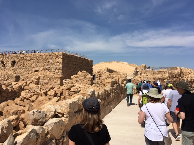 Hyman - North - Masada aka The Jewish Alamo b