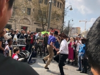 Siegel - South - Jerusalem Purim b
