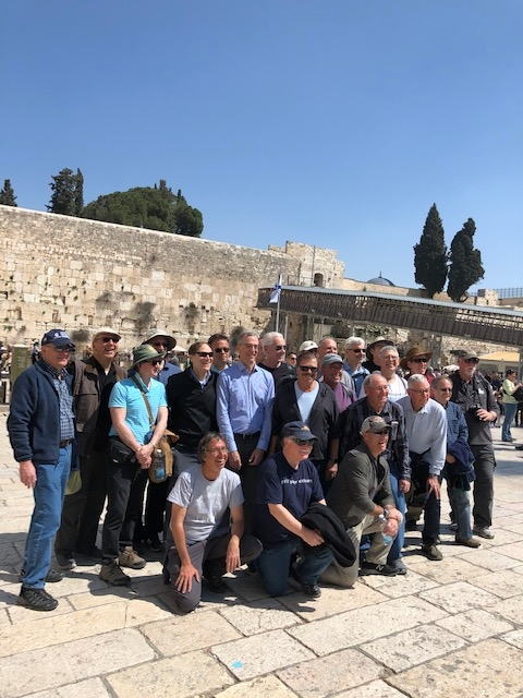 Siegel - South - Western Wall d
