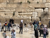 Siegel - South - Western Wall a