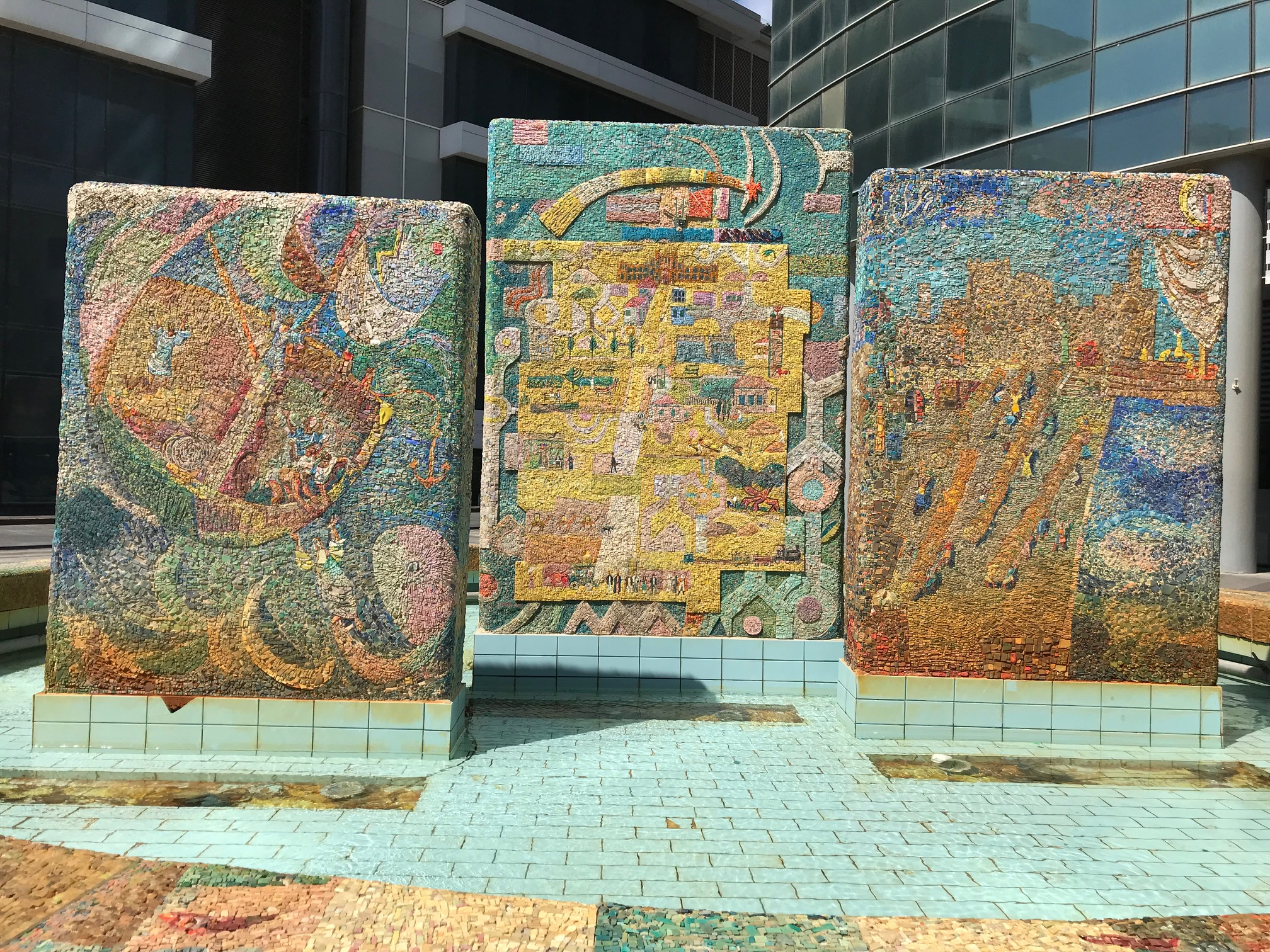 Schwartz - Tel Aviv Art Tour-Bible Stories